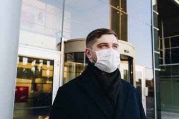 Masque de protection contre la COVID-19